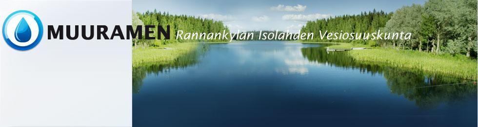 Muuramen Rannankylän Isolahden Vesiosuuskunta